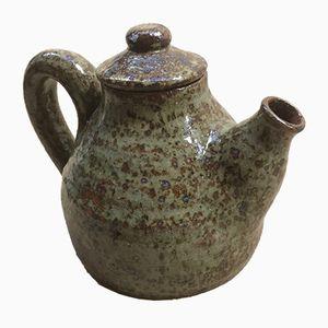 Pyrite Stoneware Teapot by Robert Deblander, 1960s