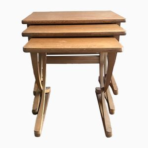 Tables Gigognes Vintage