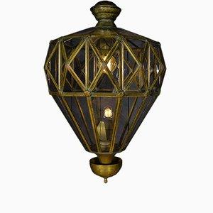 Vintage Lantern Pendant Lamp