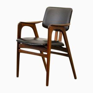 Mid-Century Beistellstuhl von Cees Braakman für Pastoe, 1960er
