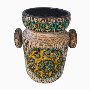 Mid-Century West German Ceramic Vase from Dümler & Breiden