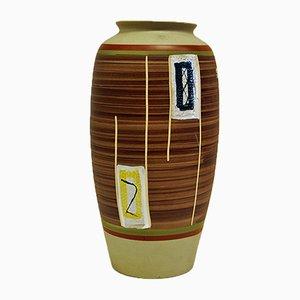 Deutsche Mid-Century Vase von Eduard Bay, 1961
