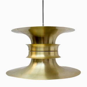 Danish Ceiling Lamp by Bent Nordsted for Lyskaer Belysning, 1960s