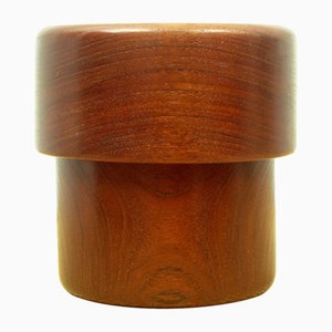 Small Danish Teak Box by Kay Bojesen, 1950s