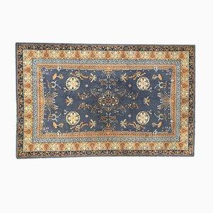 Geknüpfter französischer Mid-Century Teppich