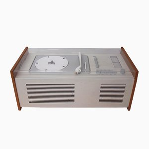 Phonosuper SK5 Radio mit Plattenspieler von Dieter Rams für Braun, 1957