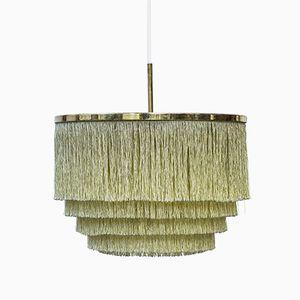 Fringe Ceiling Lamp by Hans Agne Jakobsson, 1960s