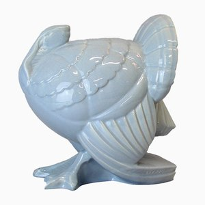 Art Deco Turkey Sculpture by Lemanceau