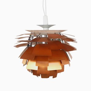 Lampada Artichoke di Poul Henningsen per Louis Poulsen, anni '50