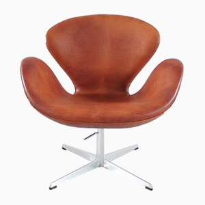 Swan Chair by Arne Jacobsen for Fritz Hansen, 1975