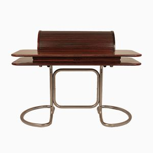 Maya Rosewood Desk by Giotto Stoppino for Bernini, 1960s