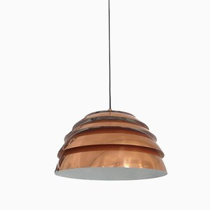 Copper Pendant by Hans-Agne Jakobsson for Markaryd, 1950s