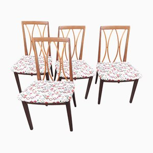 Teak Dining Chairs for G-Plan, 1970s, Set of 4