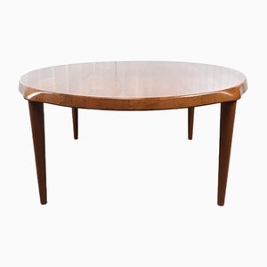 Danish Teak Coffee Table, 1970s