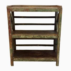 Mid-Century Wooden Shelf