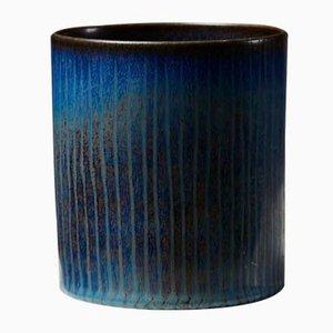 Vase par Stig Lindberg pour Gustavsberg, 1960s