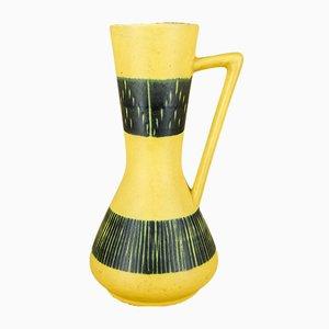 Keramikvase mit Henkel von Eckhardt & Engler, 1950er