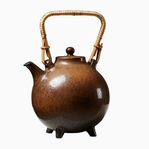 Teapot by Gunnar Nylund for Rörstrand, 1950s