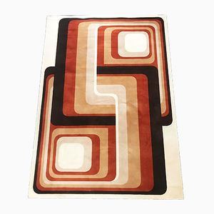 Tapis Vintage en Laine de Amazone, 1970s