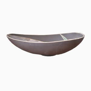 Mid-Century Ceramic Bowl by Arno Kiechle, 1950s