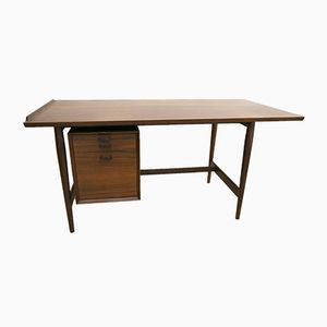 Rosewood Writing Table by Arne Vodder for Sibast, 1960s