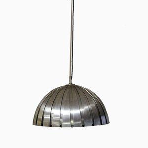 Italienische Calotta Deckenlampe von Elio Martinelli für Martinelli Luce, 1960er