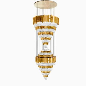 Lámpara de araña Imperio XL de Covet Paris