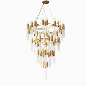 Waterfall Chandelier from Covet Paris
