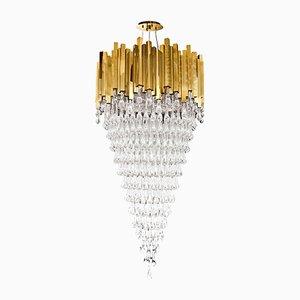 Lámpara de araña Trump de Covet Paris