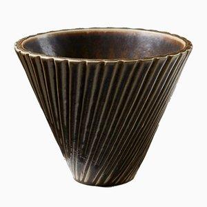 Vaso di Arno Malinowski per Royal Copenhagen, anni '50