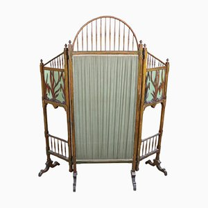 Paravent Art Nouveau Antique