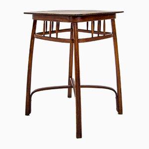 Tavolino di Gustave Siegel per Jacob & Josef Kohn, inizio XX secolo