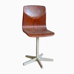 Silla infantil de Thur Op Seat, años 60