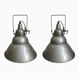 Projektionslampen von Lita, 1973, 2er Set
