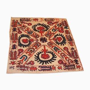 Antiker Suzani Teppich
