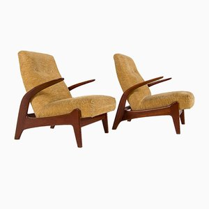Easy Chairs from Gimson & Slater, 1960s, Set of 2