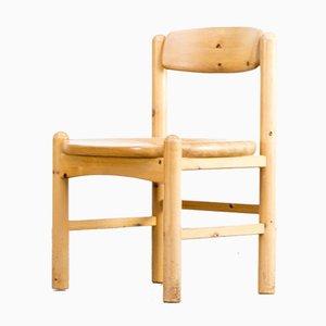 Esszimmerstühle aus Pinienholz von Rainer Daumiller für Hirtshals, 1960er, 4er Set