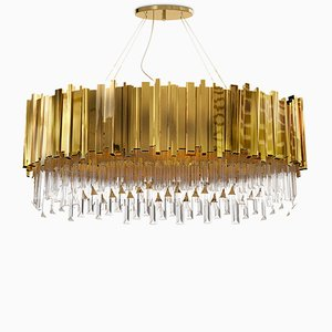 Empire Oval Suspension from Covet Paris