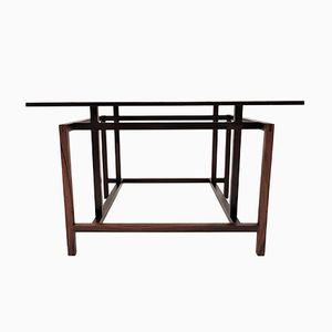 Rosewood Coffee Table by Henning Nørgaard for Komfort 1960s