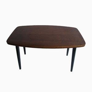 Table Basse en Teck, Royaume-Uni, 1960s