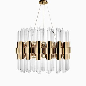 Round Tycho Suspension from Covet Paris