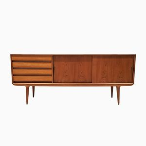 Model 18 Teak Credenza from Omann Jun, 1960s