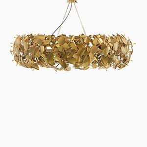 Lámpara de suspensión McQueen redonda de Covet Paris