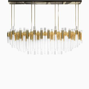 Suspension Rectangulaire Waterfall de Covet Paris