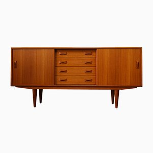 Teak Sideboard from Clausen & Son, 1960s