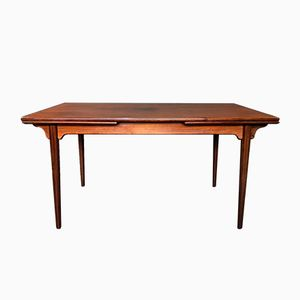 Rosewood Dining Table by Gunni Omann for Omann Jun, 1960s