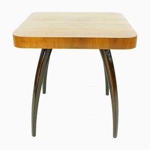 Tavolo modello H259 Art Déco di Jindřich Halabala per Vereinigte UP Werke