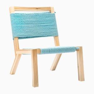 Chaise en Laine par Lensink, 2015