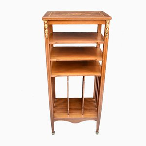 Vintage Music Shelving Stand