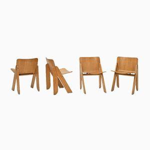 Peota Chairs von Gigi Sabadin für Stilwood 1973, 4er Set